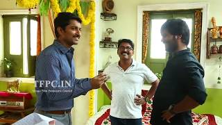 Nagarjuna And Nani Fun On Sets - Devadas Movie Making Video | TFPC