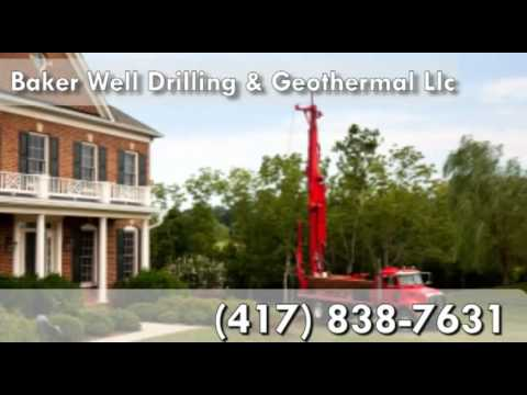 Drilling Contractor, Water Pumps in Springfield MO 65802