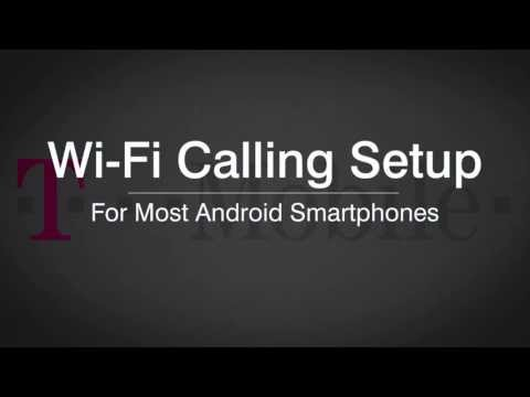 Setting Up Wi-Fi Calling on Android Phones