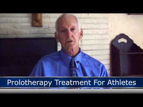 Prolotherapy for Athletes