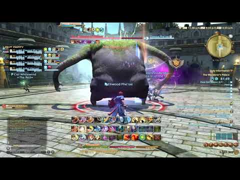 Rey and Friends play FFXIV: Tonberrys everywhere