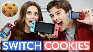 Download NINTENDO SWITCH COOKIES ft MatPat! - NERDY NUMMIES Video