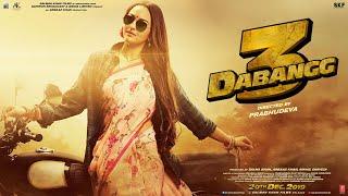Dabangg 3: Rajjo Is Back | Salman Khan | Sonakshi Sinha | Prabhu Deva | 20th Dec'19
