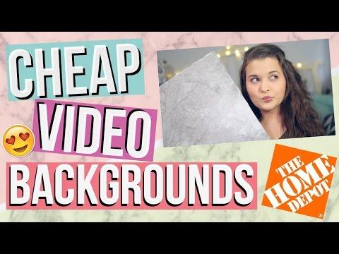 Cheap Video & Instagram Backgrounds - Gabrielle Marie