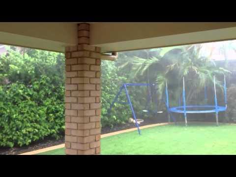 Cyclone Marcia, Rockhampton, Queensland, Australia 2015