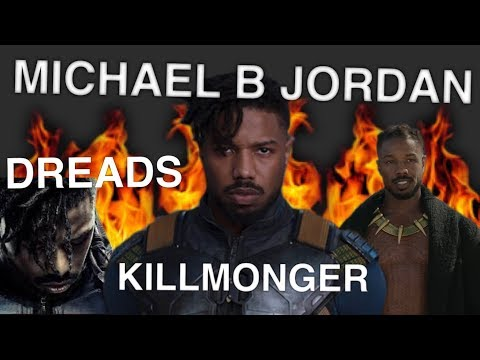 HOW TO GET MICHAEL B JORDAN DREADLOCKS (Killmonger) BLACK PANTHER