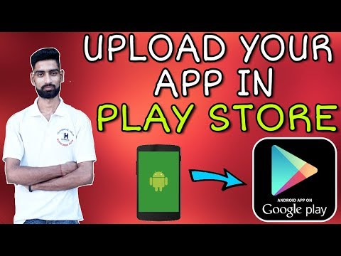 HOW TO UPLOAD YOUR ANDROID APP IN GOOGLE PLAY STORE || HOW TO CREATE GOOGLE CONSOLE ACCOUNT || HINDI