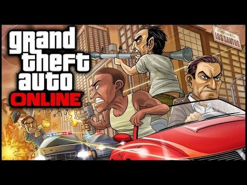 Grand Theft Auto V Online / Çok Patladık