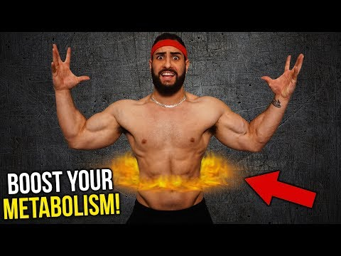 How To Increase Your Metabolism To Lose Weight (Top 3 Tips to Boost Your Metabolism)
