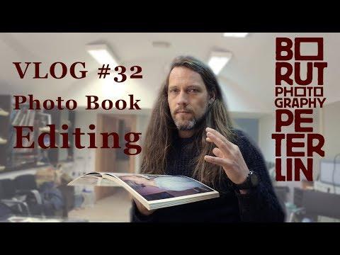 Making a photo book - EDITING / Topshit Photography Vlog #32