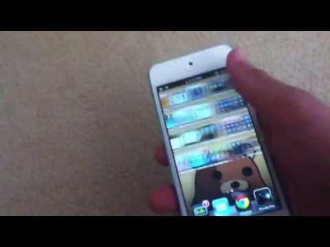 Black Orbz iPhone theme (NO JAILBREAK)