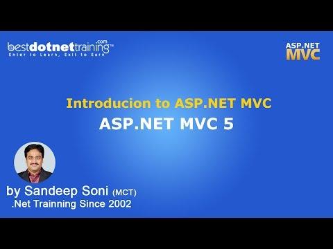 ASP.NET MVC 5 Tutorials for beginners | MVC Introduction