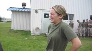 OC is hell 013 Female Marine