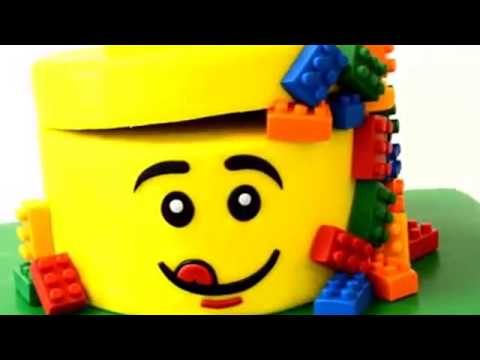 How to make cake Lego Theme cake for LEGO LOVERS