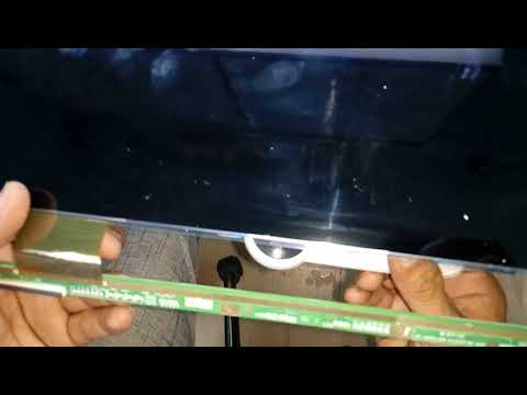 GLASS AND PCB CLEANING FOR LCD PANEL REPAIR BONDING TECHNIQUES