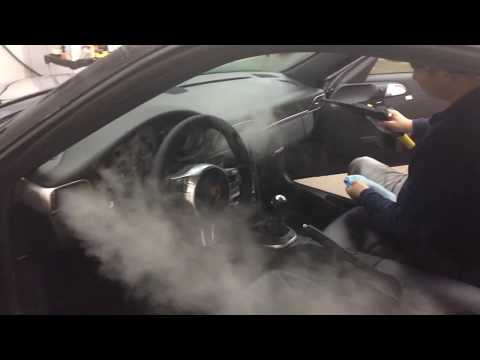 Steam Cleaning Car Vents Air Duct System | RS AUTO SPA