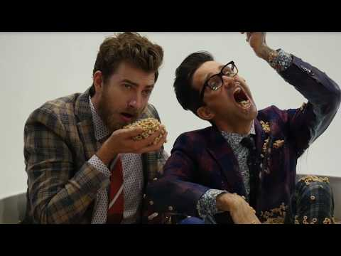 Rhett & Link's Book of Mythicality: Now Available