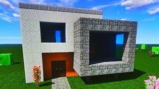 El Rikko Videos - Minecraft haus bauen deutsch