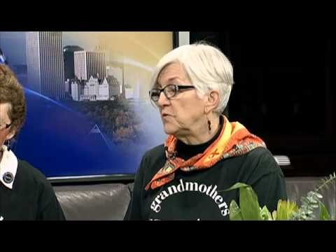 GANG: Grandmothers of Alberta for a New Generation
