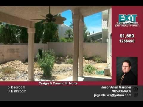 1561 Mesa Blanca Way North Las Vegas NV