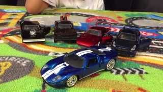 Fast and Furious 5 Ford GT - Jada 1/32