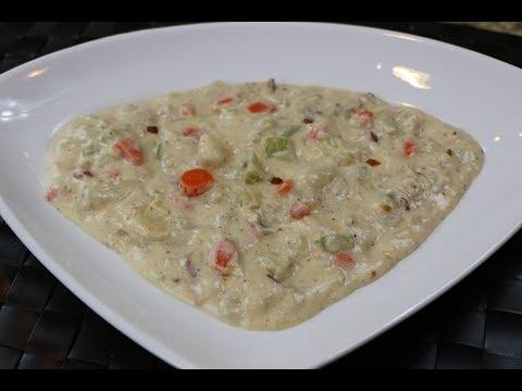 Homemade Clam Chowder Recipe - How to Make Clam Chowder