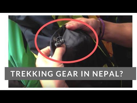 Shopping in Kathmandu - Trekking Gear You Can Save Money On