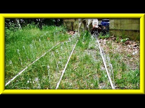 Homemade Sprinkler For Raised Garden Bed