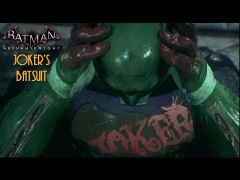 Batman Arkham Knight: Joker's Batsuit/Batman Imposter