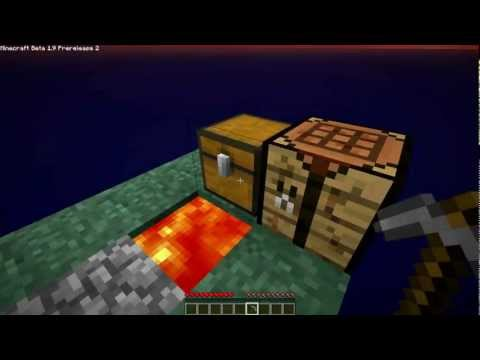 Minecraft:  SkyBlock Survival Ep.1   (How to get started)