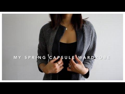 Spring 2016 Capsule Wardrobe | Jenn Rogers