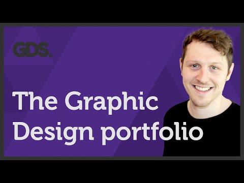 The Graphic Design portfolio? Ep33/45 [Beginners guide to Graphic Design]