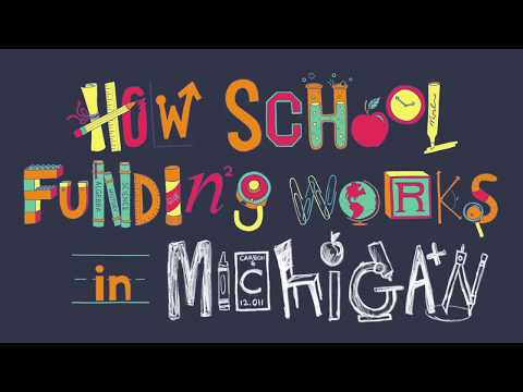 How School Funding Works in Michigan Chapter 1: Foundation Allowance