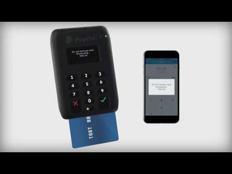 How to Use Credit Card Chip Reader PayPal