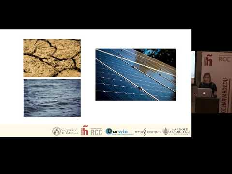 Webinar on Biological Sciences: Pigment producing microorganisms living on solar panels