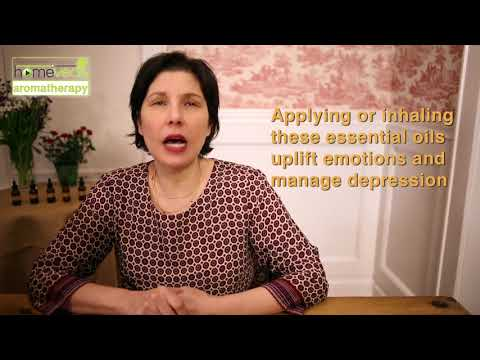 Coping With Depression| Mood Lifting Essential Oils - Homeveda