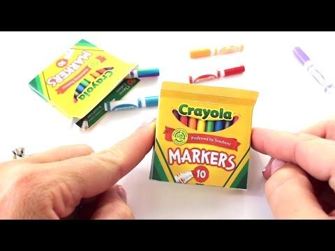 DIY American Girl Markers