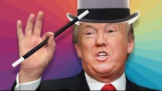 Donald Trump: Magician-In-Chief