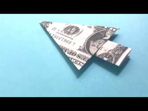 Money Dollar Easy Origami PineTree Origami Paper