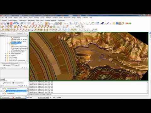 Road Design Tutorial  01