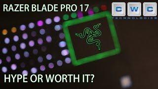 Razer Blade Pro 17 NVidia GTX 1060 Long Term Review 2018