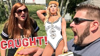 GUESS WHO SHE CAUGHT ME WITH! CARMELLA - CENA RELATIONSHIP TRUTH REVEALED!