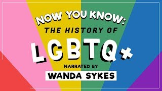 Wanda Sykes Takes Us Through the History of LGBTQ+ — Now You Know