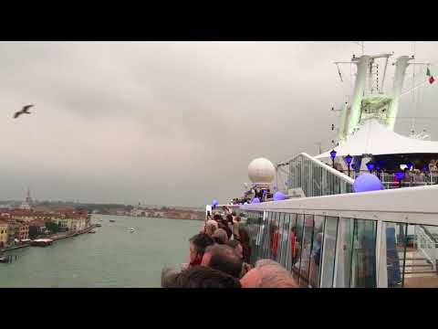 Venice from Cruise Ship
