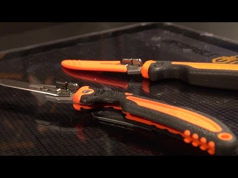 Las Vegas Hardware Show: Gerber Disposable Blade Hunting Knife