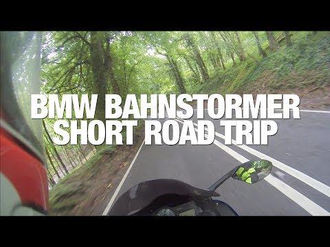 ROAD TRIP TO BMW ★ BARNSTORMER ★ ALTON - CHECK OUT BARON VON GRUMBLE & BEN BROWN