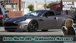 GTA 5 Fast & Furious 7 - Aston Martin DB9 v2 (Massacro) Car Build #48