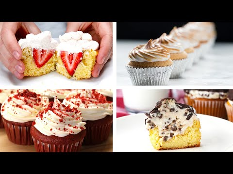 6 Creative Cupcake Recipes
