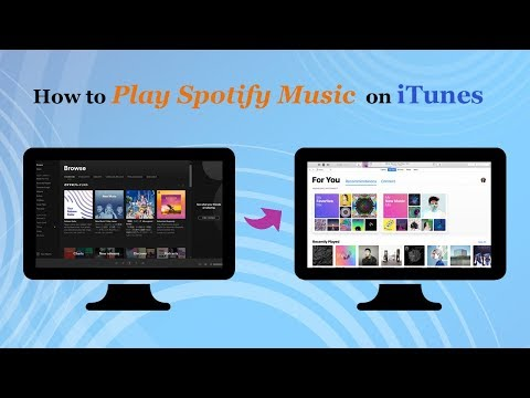How to play Spotify songs on iTunes