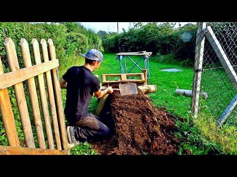 Building A New Dirt Jump Pt.1 of 2
